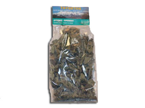 Peppermint Tea Leaves Mt. Taygetos 40g