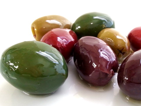 Country Olive Mix per lb.