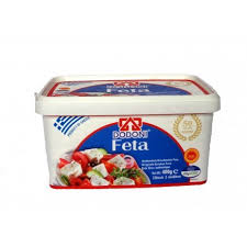 Greek Feta Dodonis 4.4 lb tub