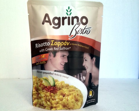Greek Risotto Agrino