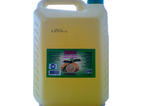 Lemon Juice 1gal