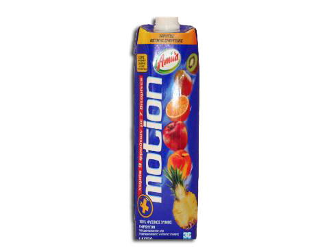 Motion Fruit Juice Amita 1L Tetra