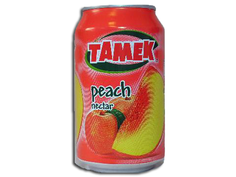 Turkish Nectar Peach 330ml